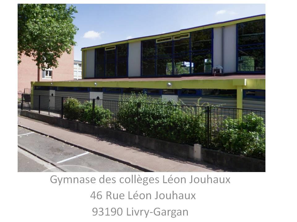 Gymnase Leon Jouhaux
