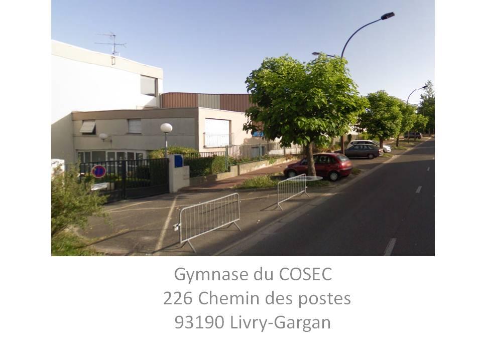 Gymnase du COSEC