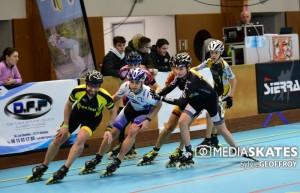 11-12/02/2017 : Omnium ROCS - St Jean de la Ruelle